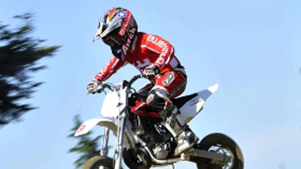 Husqvarna CR Dirt Bike Supermoto mini