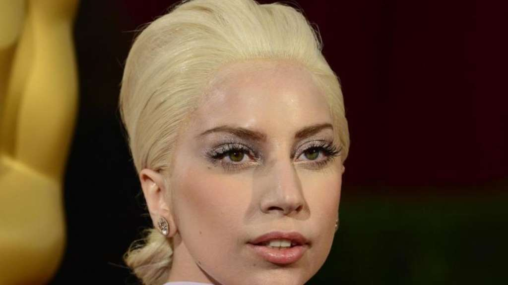 Lady Gaga bei den Academy Awards 2014 in Hollywood. Foto: Paul Buck