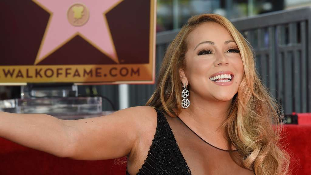 Mariah Carey Walk of Fame