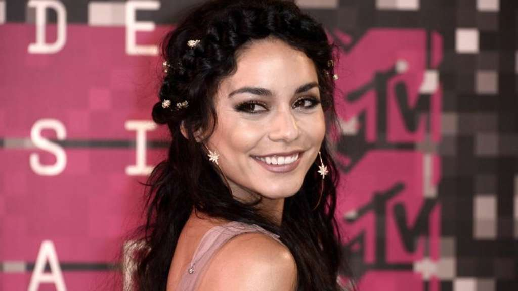 Vanessa Hudgens bei den MTV Video Music Awards 2015 in Los Angeles. Foto: Paul Buck