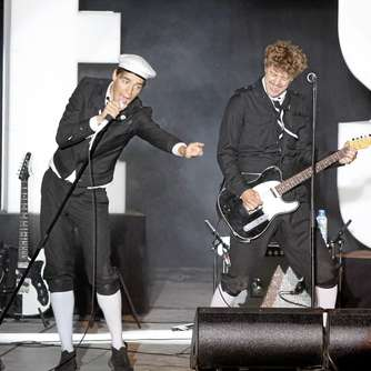 The Hives dabei: Schweden rocken das Open Flair im August