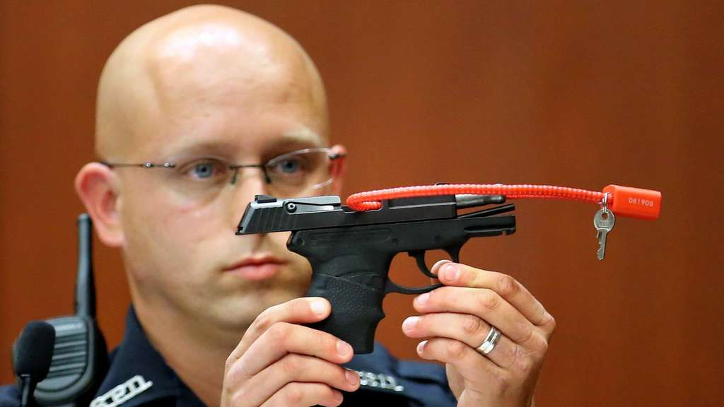 Zimmerman&#39s gun that killed Trayvon Martin to be auctioned