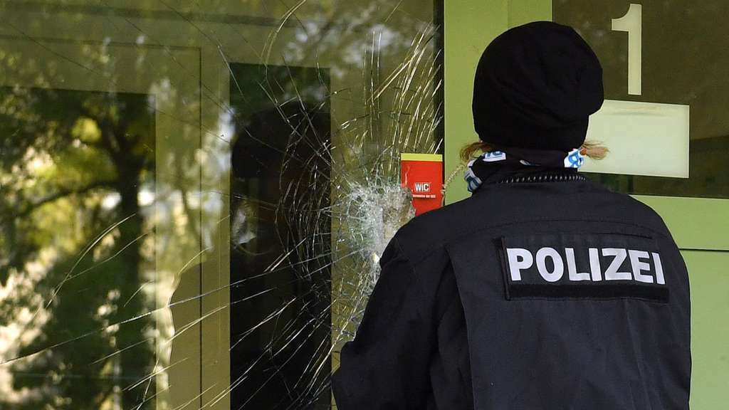 Polizeieinsatz in Chemnitz