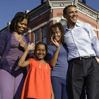 Die Familie Obama