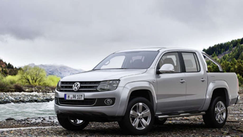 VW Amarok Pick-Up Allrad