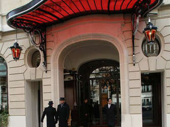 Paris Hotel Le Royal Monceau