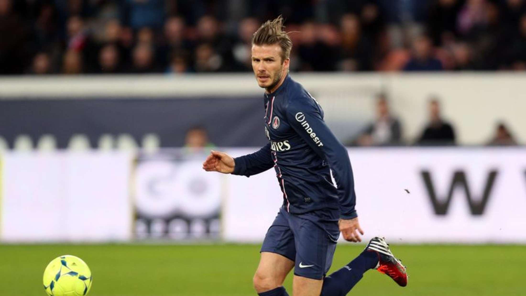Vermögen Beckham