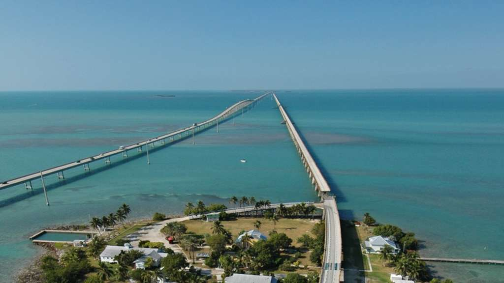 Seven Mile Bridge Florida