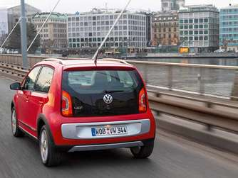 VW Cross Up
