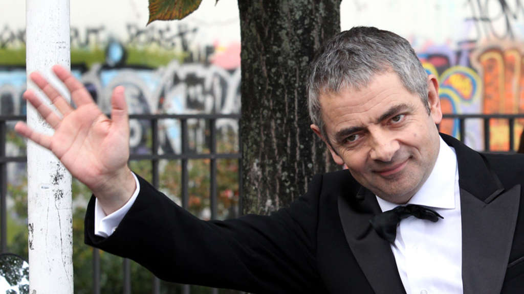 Rowan Atkinson, Mr. Bean, Queen