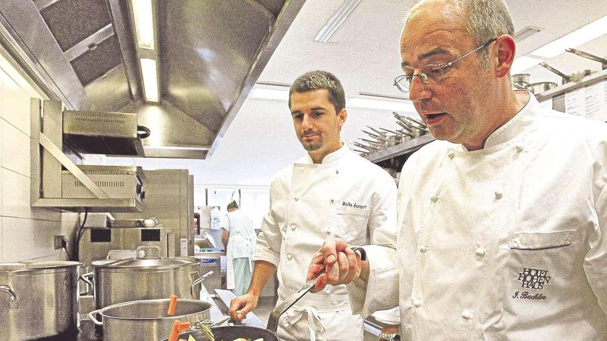 Michelin-Stern für den Koch von Hohenhaus | Herleshausen