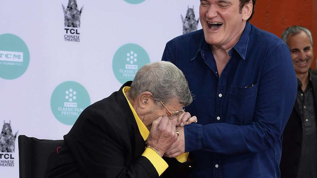 Jerry Lewis Quentin Tarantino