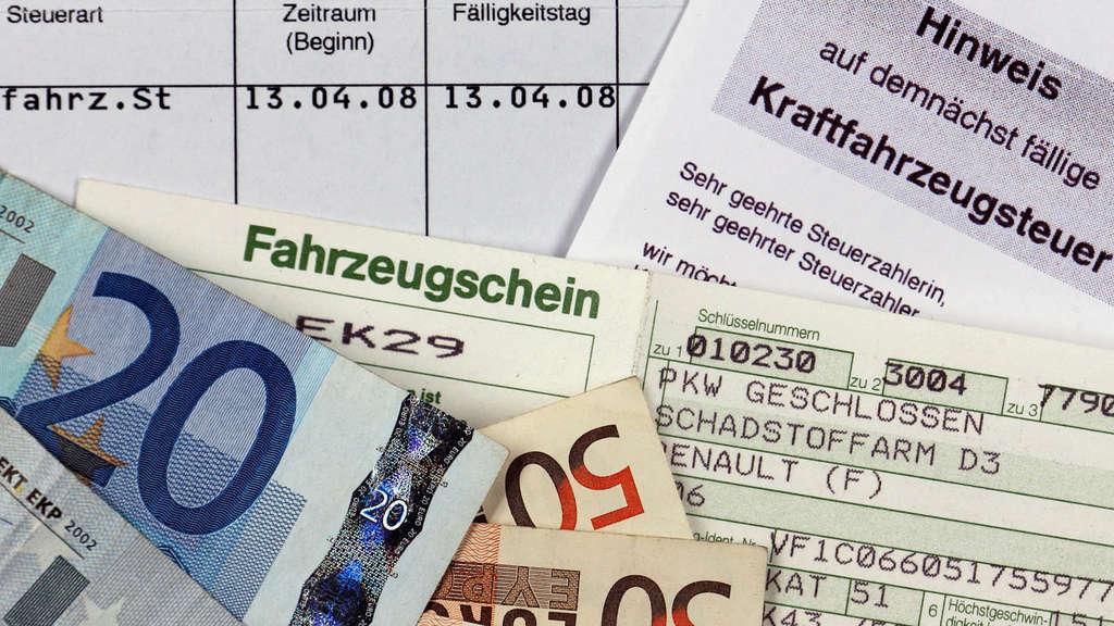 Kfz Steuer Zoll Vom Ansturm überrollt Eschwege