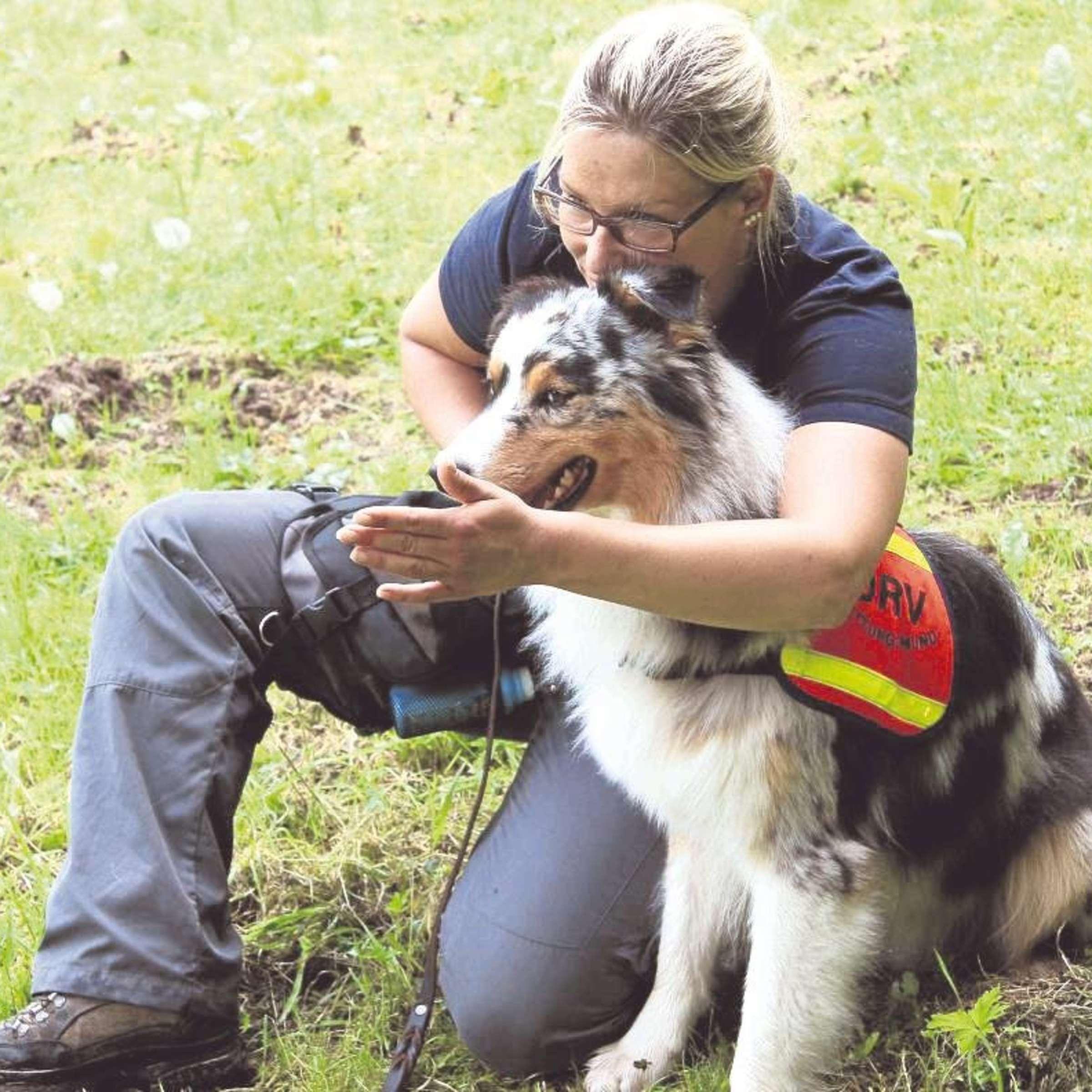 Zehn Jahre Rettungshundestaffel Werra Meissner Eschwege