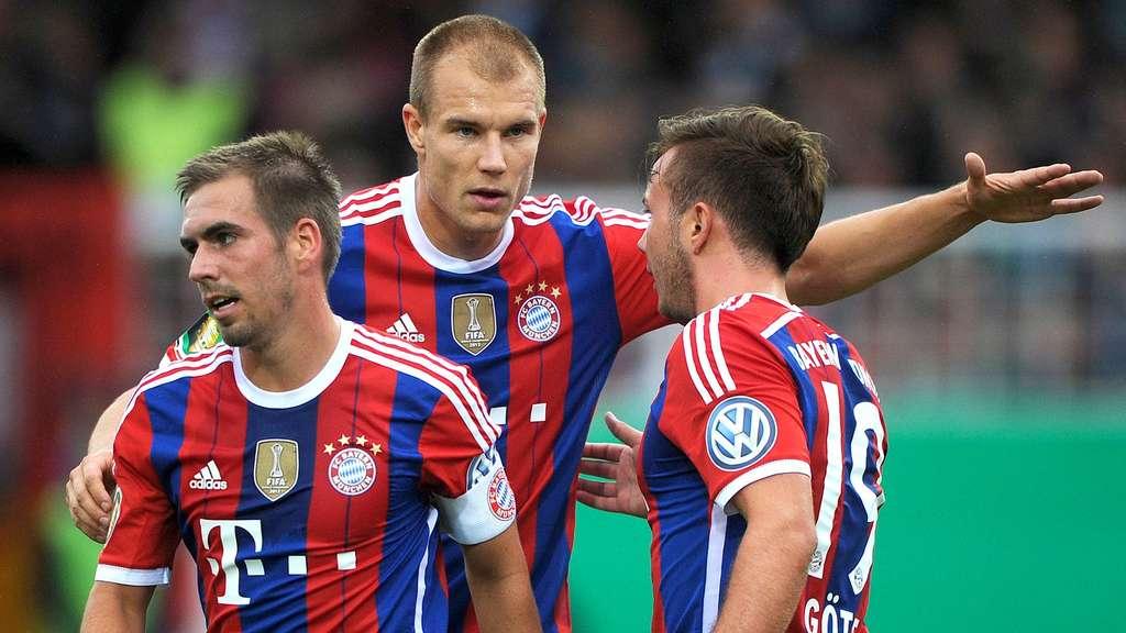 Bayern München Neuzugänge