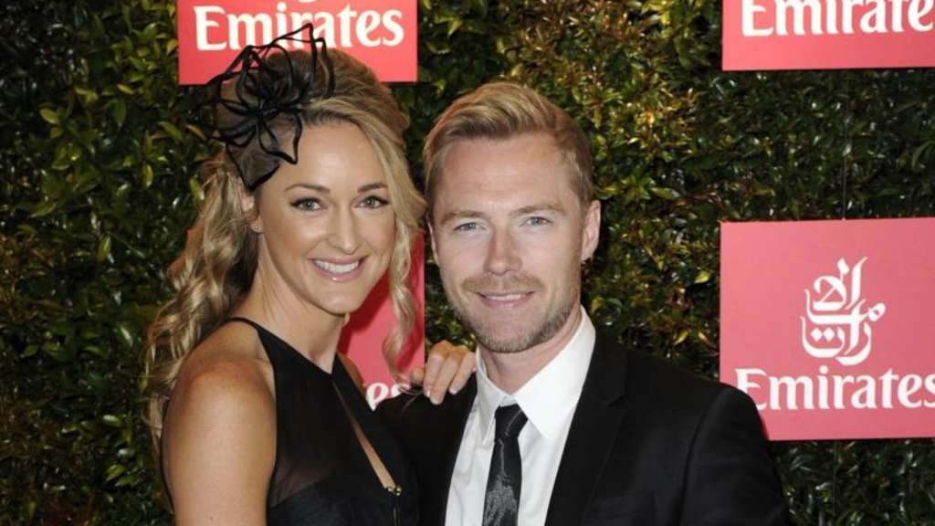 Ronan Keating und Storm Uechtritz wollen heiraten. Foto: Julian Smith