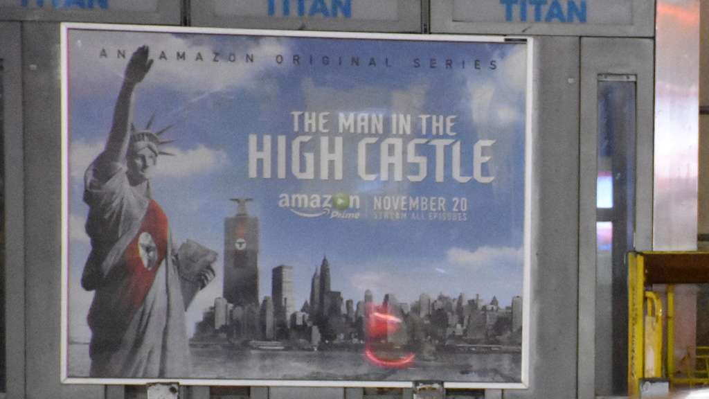 """The Man in the High Castle""."