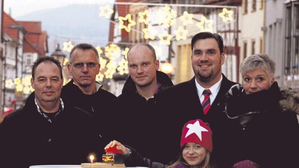 Otto Weihnachtsbeleuchtung.Weihnachtsbeleuchtung In Eschwege Erstrahlt Wieder Eschwege