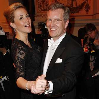 Semperopernball-Orden für Christian Wulff