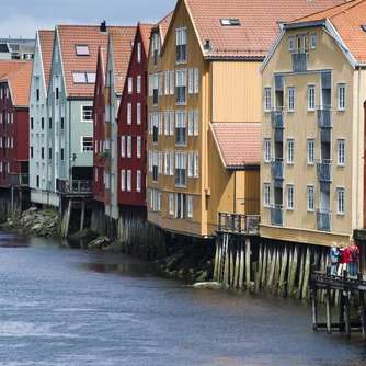 Trondheim: Pilgertradition und Party-Moderne
