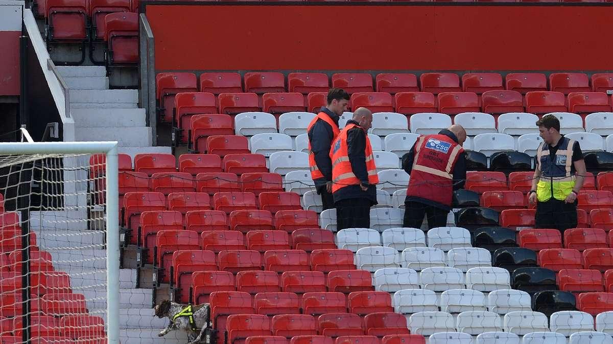 Premier League Abgesagt