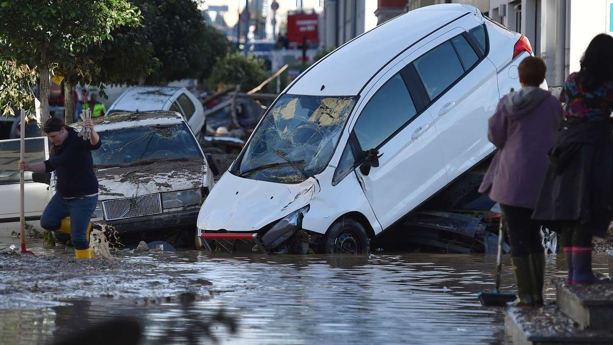Hochwasser In Bayern Aktuell