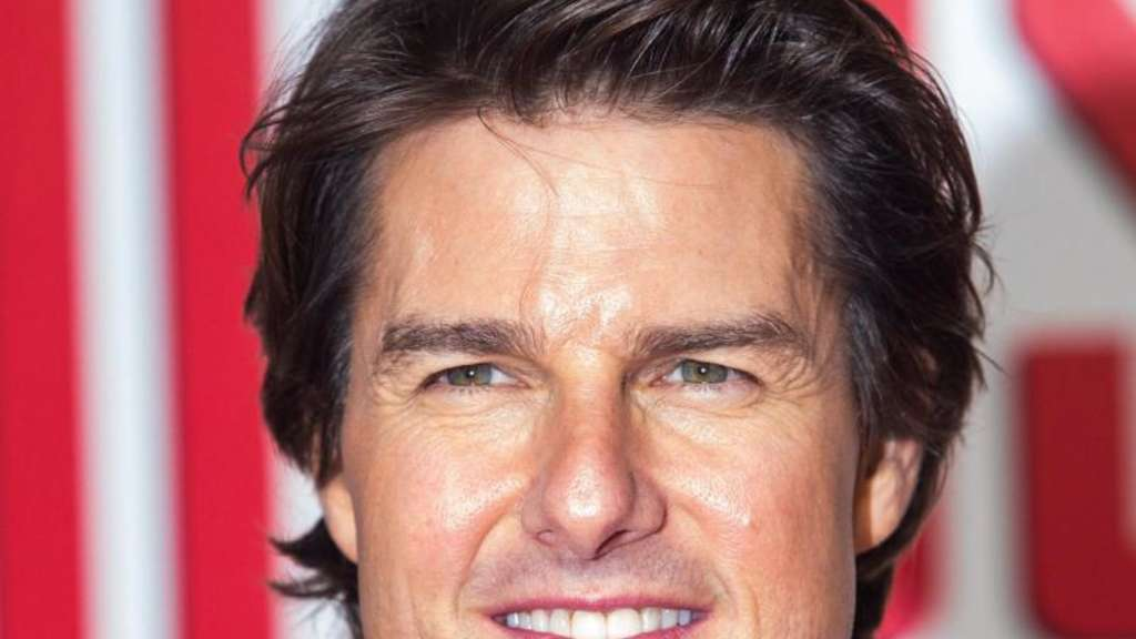 Tom Cruise bei der Premiere von &#39Mission: Impossible - Rogue Nation in London. Foto: Jack Taylor