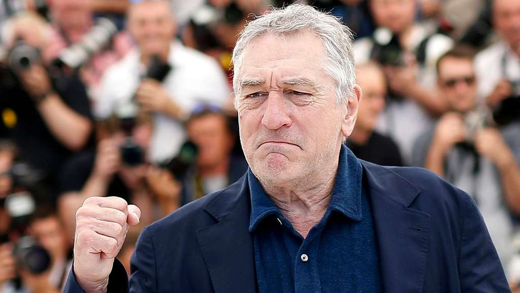 Robert De Niro Donald Trump