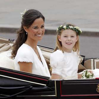 Pippa Middleton heiratet: Kommen William, Kate und Harry?