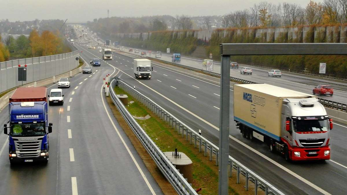 a44 70 kilometer lange autobahn wird 1 8 milliarden euro kosten waldkappel. Black Bedroom Furniture Sets. Home Design Ideas