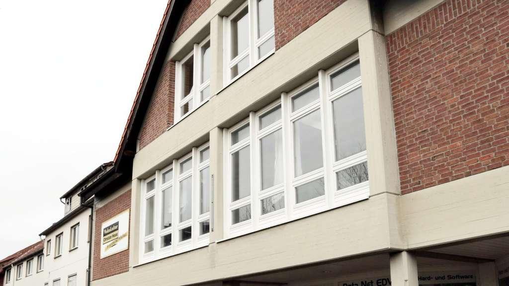 Medizinisches Versorgungszentrum Sollins Ex Mobelhaus Hesse In