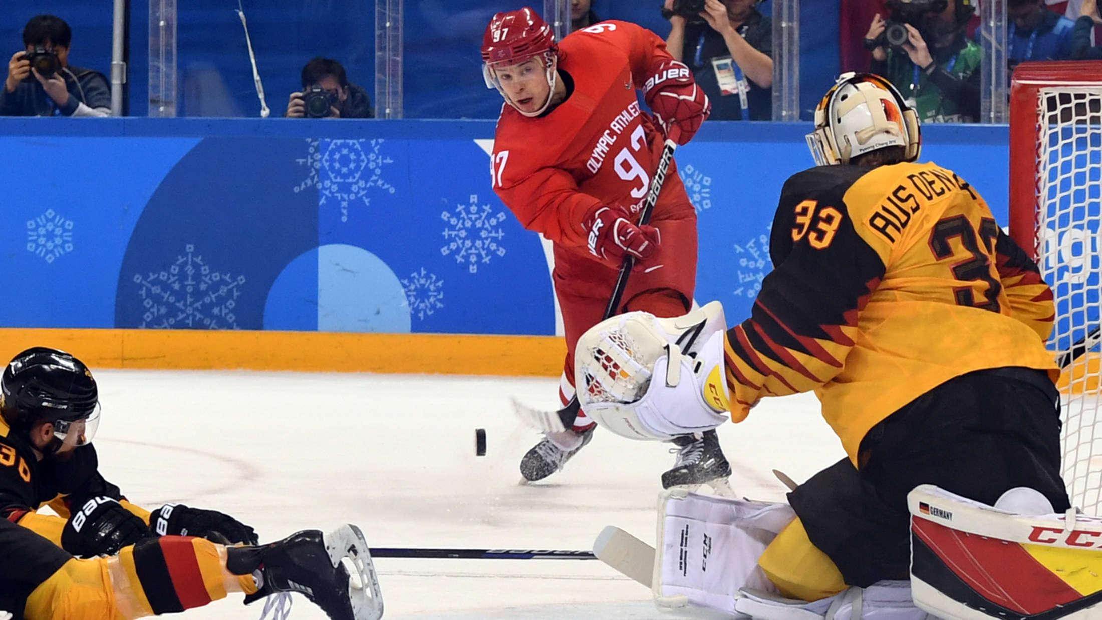 Olympia 2021 Eishockey Finale