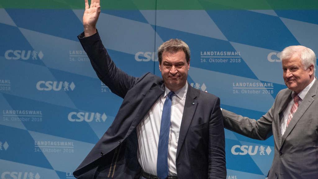 Prognosen Landtagswahl Bayern
