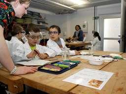 Geschwister Scholl Schule Ist Ein Haus Der Kleinen Forscher Eschwege