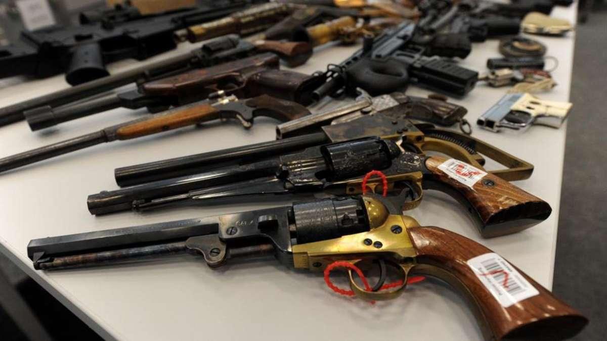 Legale Waffen Zur Verteidigung