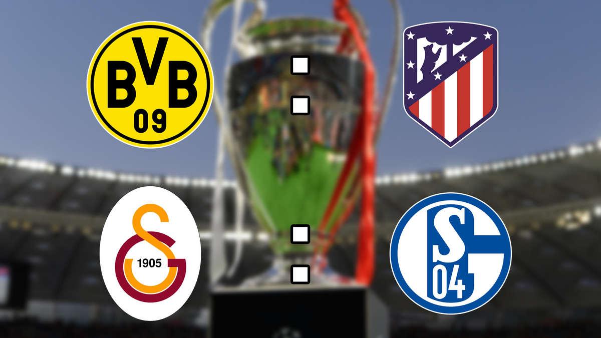 Spielstand Champions League Live Ticker