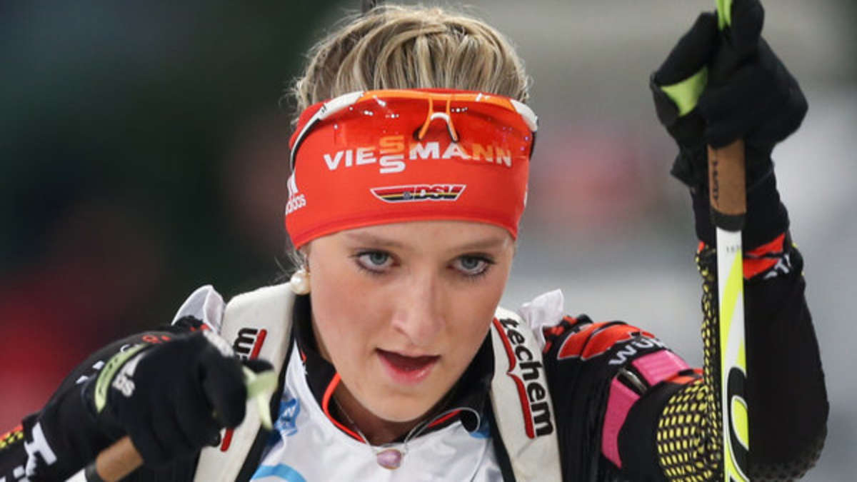 Biathlon Ergebnisse Damen Heute