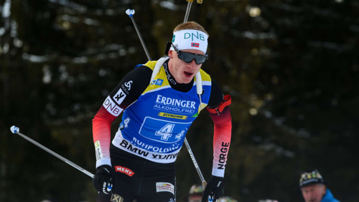 Wetter Antholz Biathlon