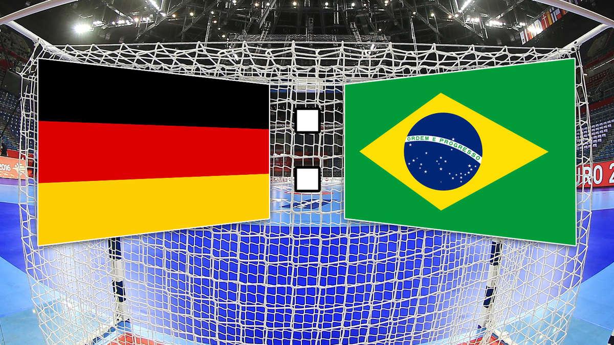Deutschland Brasilien Tv