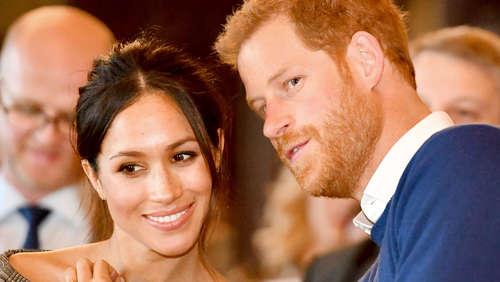6df3e1bdceee7 Prinz Harry und Meghan Markle  Verdacht erhärtet sich - Ist ihr Baby etwa  schon da