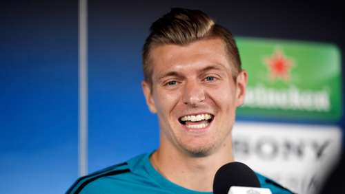 Nach Union-Aufstieg: Toni Kroos on fire - Twitter feiert Real-Star nach Post an Bruder Felix