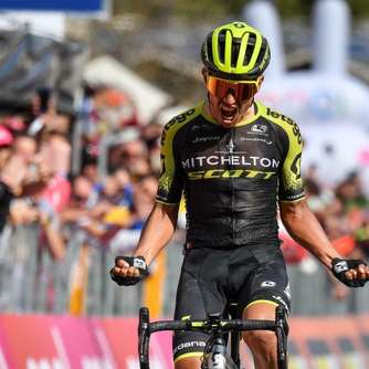 Carapaz in Rosa ins Giro-Finale - Chaves feiert Solosieg