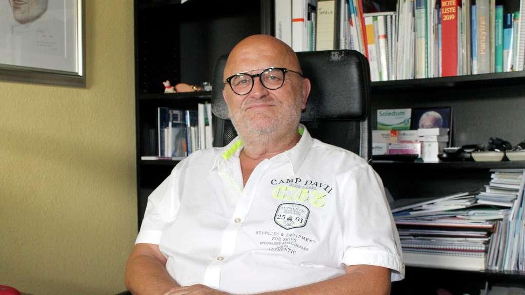 Dr Michel Eschwege
