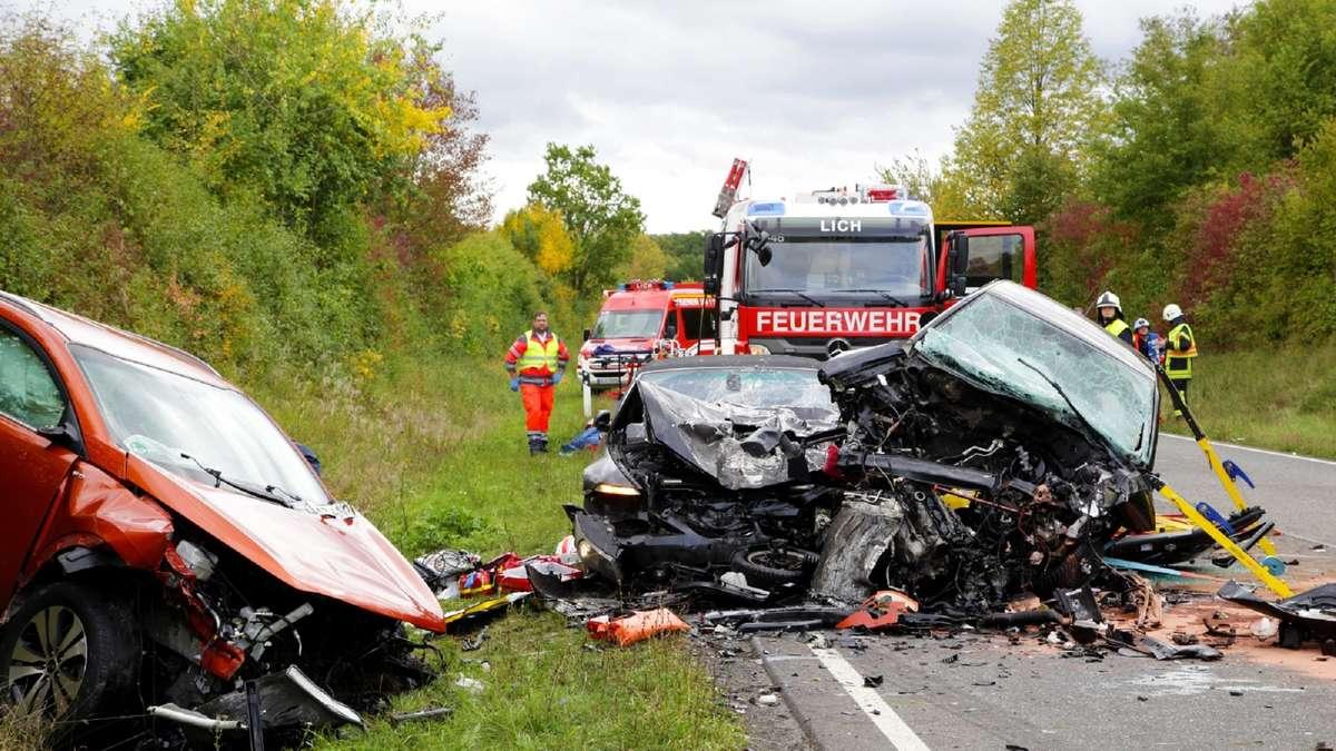 Unfall Hessen
