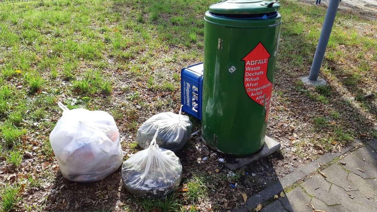 Werra-Meißner-Kreis: 280 Tonnen Müll am Straßenrand | Eschwege - werra-rundschau.de