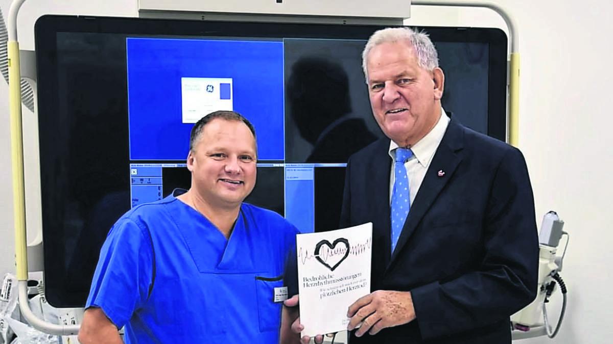 Herzspezialisten informieren anlässlich bundesweiter Herzwoche | Eschwege - werra-rundschau.de
