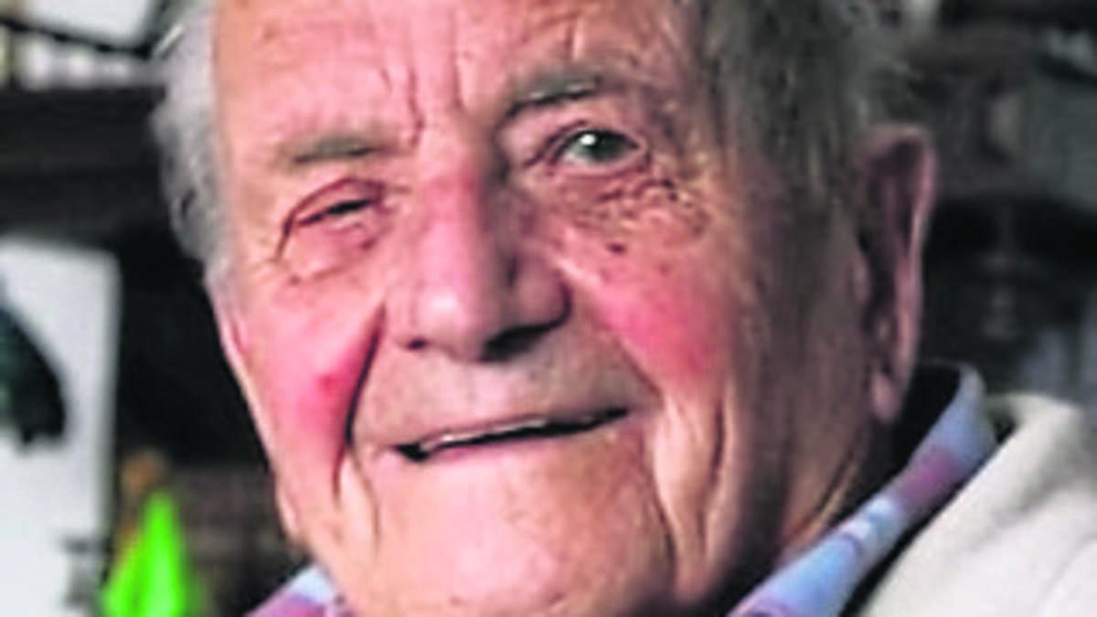 Eschweger Rudolf Heger wird 100 Jahre alt | Eschwege - werra-rundschau.de