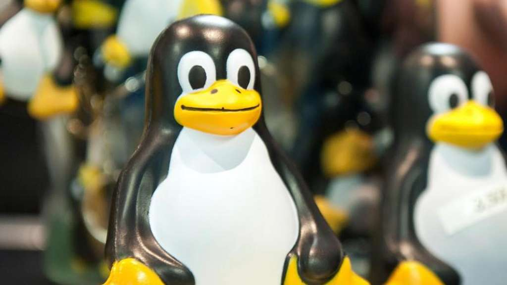 Pinguin Betriebssystem