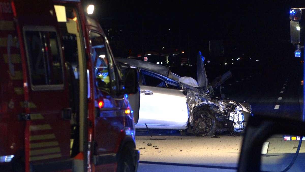 Weiterstadt Unfall