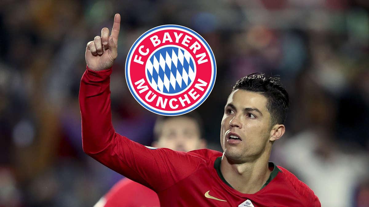 Cristiano Ronaldo Fc Bayern